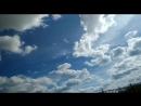 Красивое небо. Радужный