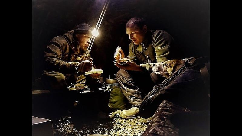 Рыбалка С Ночёвкой с Батьковичем и Жориком Назад в Прошлое Налим Готовим Плов