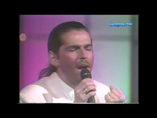 Thomas Anders - TVN, Chile, 1989