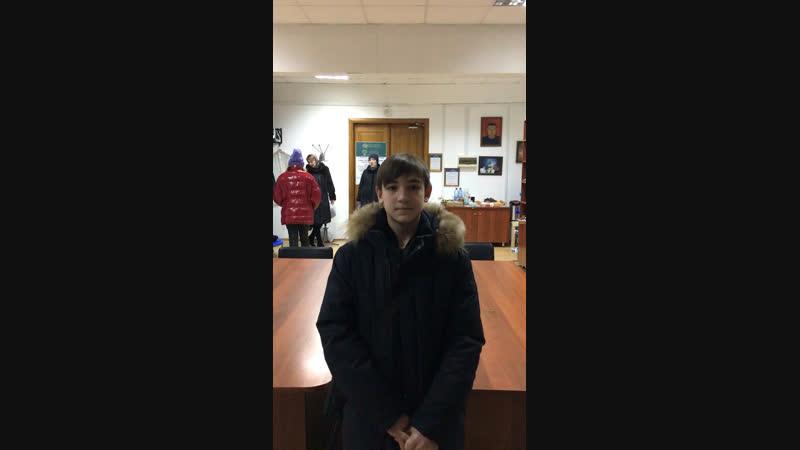 Видео отзыв Михаила Аксененко о игре «Мафия»