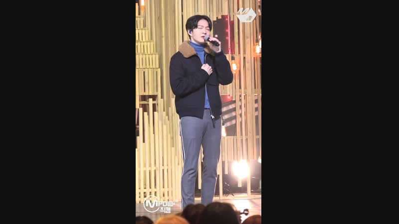 [FANCAM] 15.11.2018: BTOB - Beautiful Pain (Фокус на Чансоба) @ M!Countdown