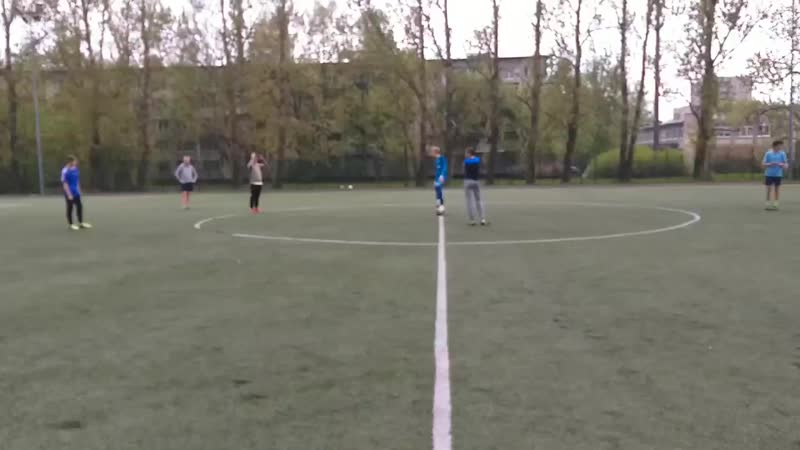 Матч THE FLAK CAPITAL vs ФК ПИТЕР