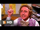 Willy Wonka the Chocolate Factory - You Lose! Good Day Sir! Scene (10/10) | Movieclips