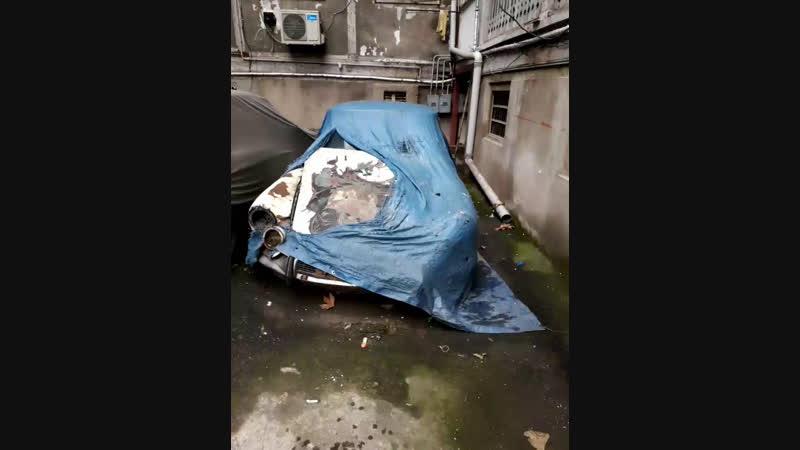 Машина Фантомаса Citroen DS 😥