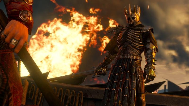 Ведьмак 3 Дикая Охота Старшая Кровь
