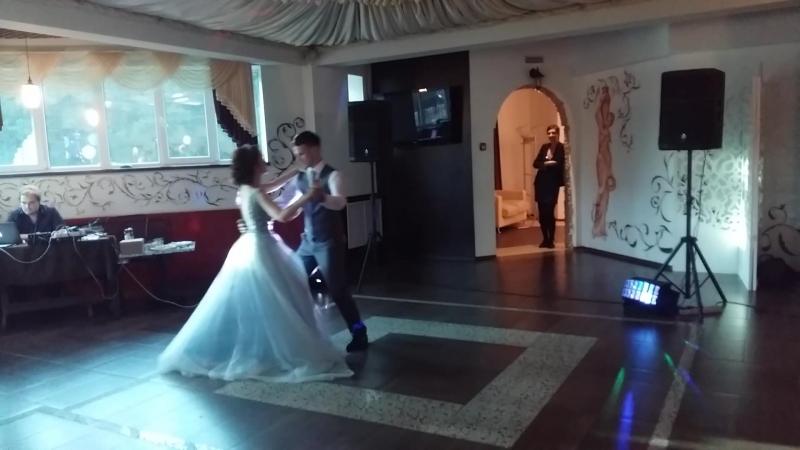💜❤️💜Наш свадебный танец 06.07.2018 💜❤️💜