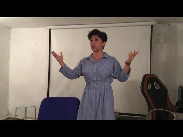 Философ и активистка Елизавета Мхаили рассказала о репрессиях против курдов