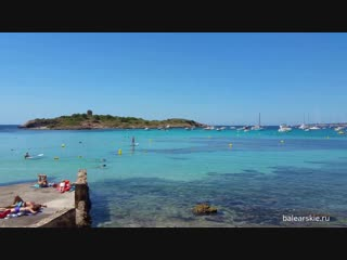 Майорка - море, яхты, пляж _ mallorca - mar, yate, playa