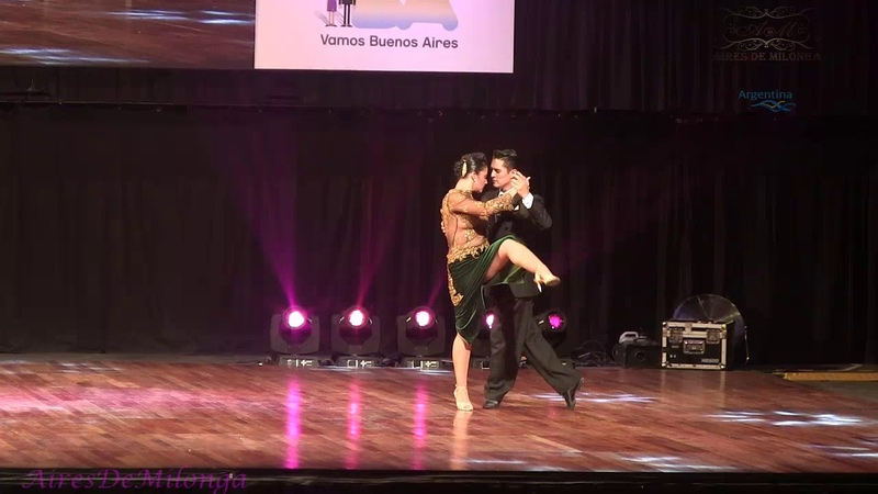 Tigre, Medellin, BA, Final escenario mundial de Tango 2018