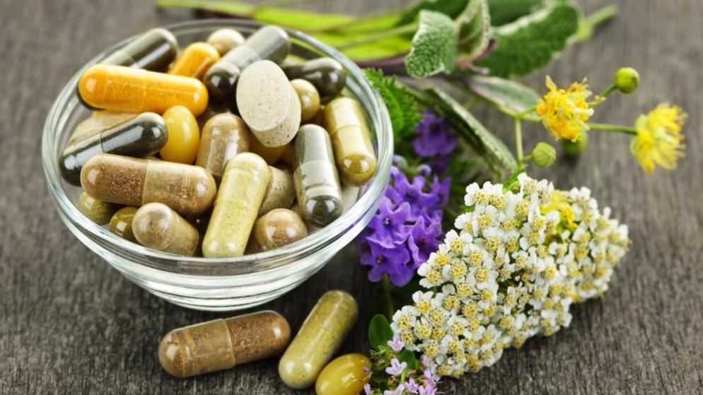 Типы травяных таблеток