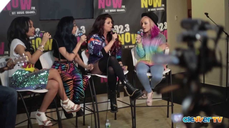 Little Mix Me nos Estados Unidos. Episódio 3 - Los Angeles (Legendado PT/BR)