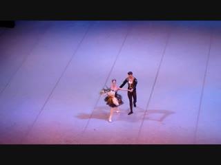 29.10.2018 Adiarys Almeida, Taras Domitro, Black Swan pas de deux,  Ballet Gala, Habana, Cuba Адиарис Алмейда, Тарас Домитро