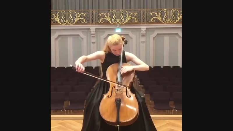 Kodayi sonata performed by great cellist @alessandra_doninelli 