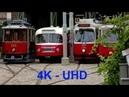 Vienna tram - the 150th anniversary 4K - UHD