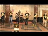 Brevis Brass Band - Sing it BackMoloko cover (LadyGroovjet)