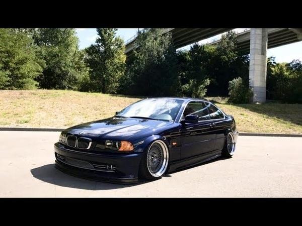 BMW 3er e46 COUPE в стиле Alpina. ТЮНИНГ на МИЛЛИОНЫ
