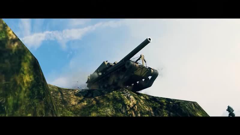 Теперь я артовод - Музыкальный клип от GrandX [World of Tanks] (720p) (via Skyload)