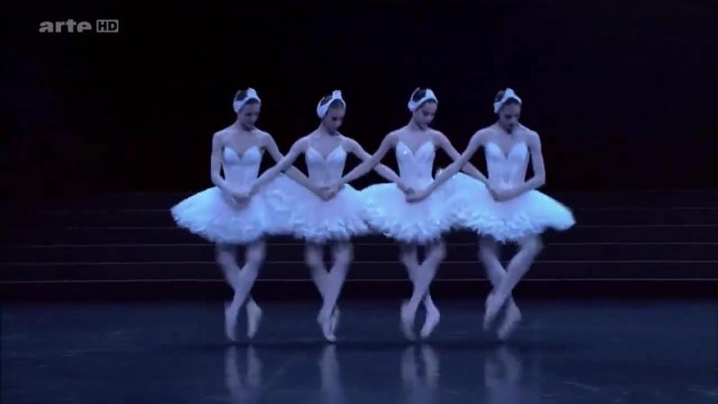 Танец маленьких лебедей из балета П И Чайковского Лебединое озеро