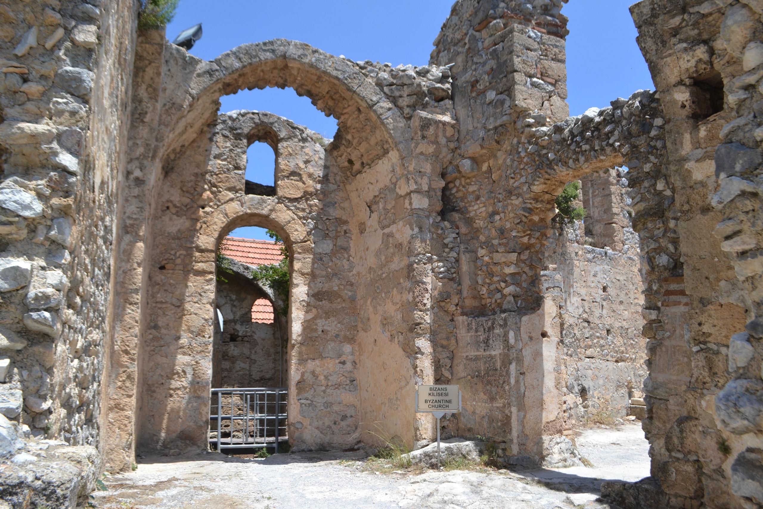 Северный Кипр. Замок Святого Иллариона. (фото). Z5nYAbwj4LI