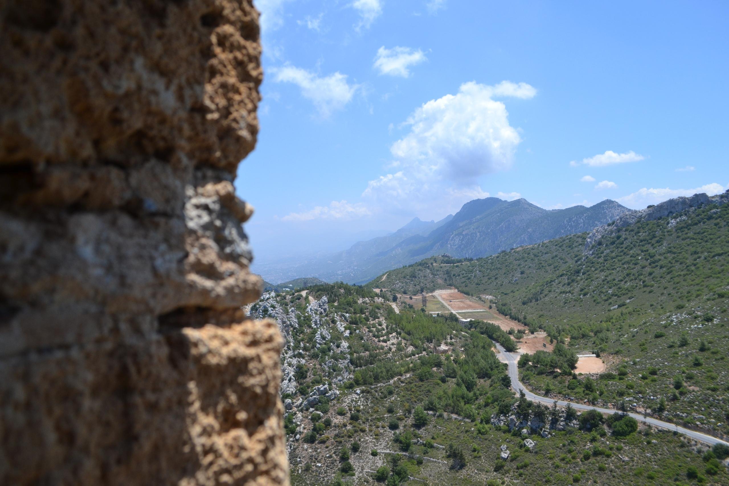 Северный Кипр. Замок Святого Иллариона. (фото). QCcPGguPSb8