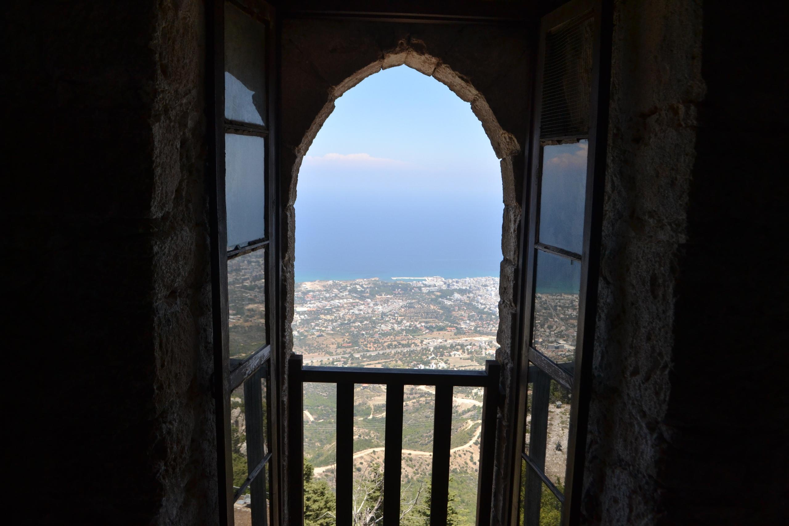 Северный Кипр. Замок Святого Иллариона. (фото). - Страница 2 99dmgwJcqsw