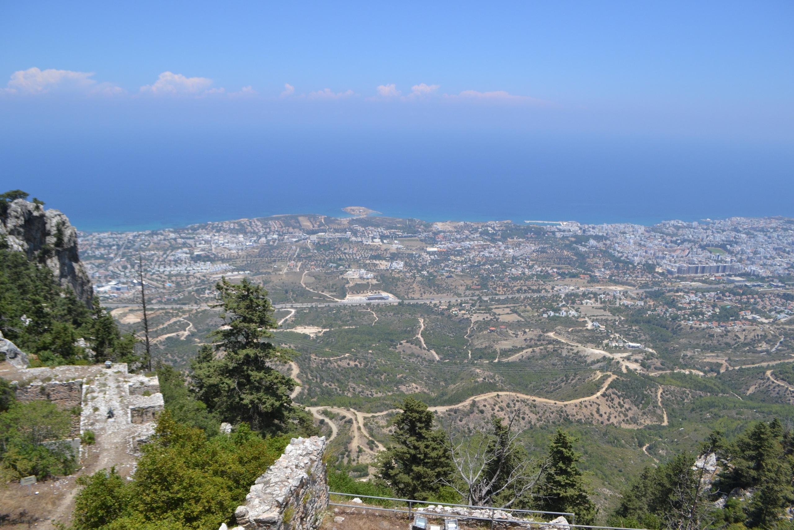 Северный Кипр. Замок Святого Иллариона. (фото). - Страница 2 S7B0uoLBKMM