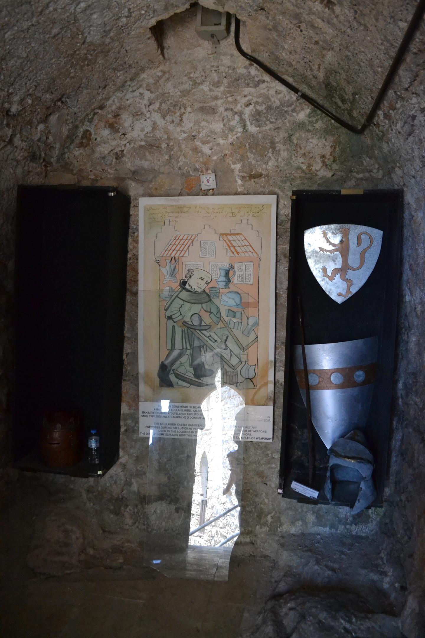 Северный Кипр. Замок Святого Иллариона. (фото). - Страница 2 AJnoeZbAIK4