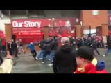 As Roma ultras VS LFC fans