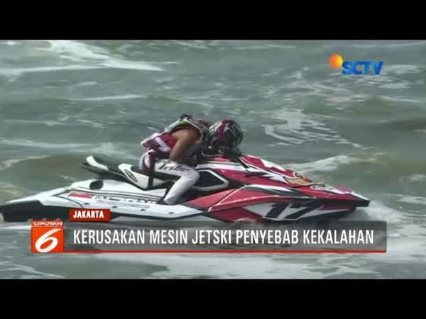 Cabor Jet Ski Sumbang Medali Perak dan Perunggu untuk Kontingen Indonesia - Liputan6 Pagi