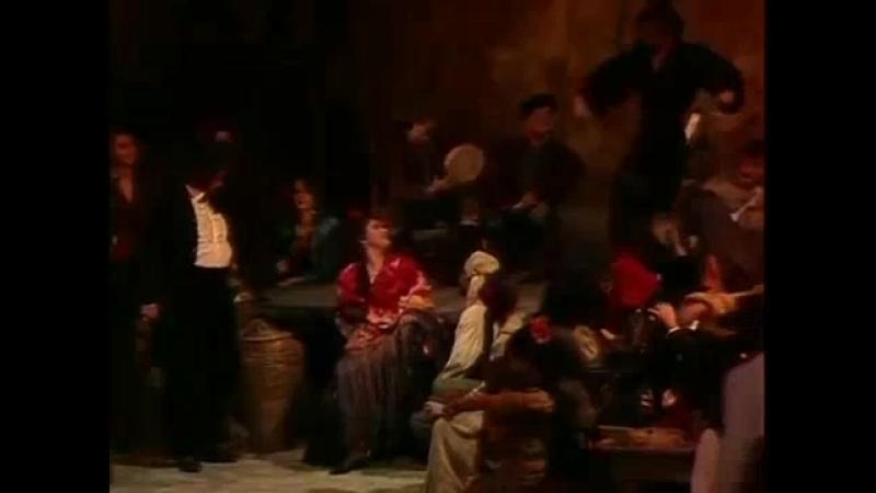 Carmen Obraztsova Gypsy Song