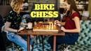 Bike Chess with Anna Rudolf and Alexandra Botez