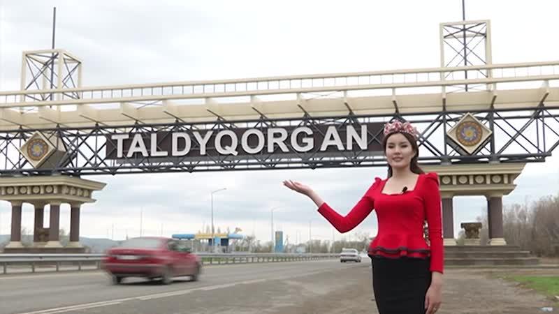 TALDYKORGAN, Адема Абылай - Қазақстан Аруы 2019_Мисс Казахстан 2019