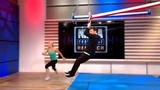 Harry Connick Jr on Instagram IT. IS. ON. Watch Harry try to go toe to toe with @JESSIEgraffPWR for a Ninja Challenge rematch! #HarryTV