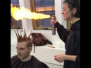 Barber burn 🔥