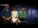 Интервью для Fotogramas в рамках промоушена фильма «Мстители Война бесконечности» в Лондоне, Великобритания 8.04.18