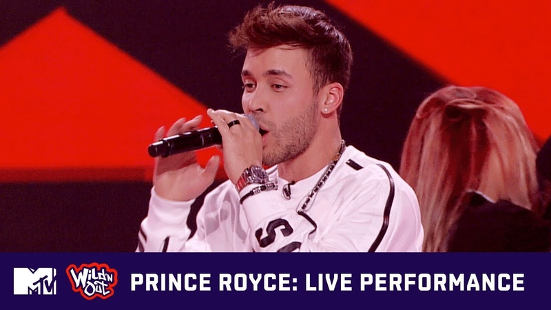 Prince Royce Performs El Clavo (Live Performance)   Wild N Out   MTV
