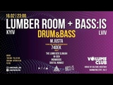 Lumber Room x Bass is at Volume Club (episode_163)
