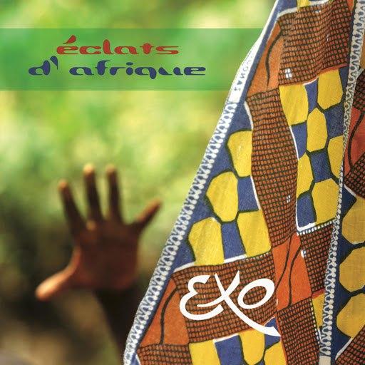 EXO альбом Eclats D'afrique