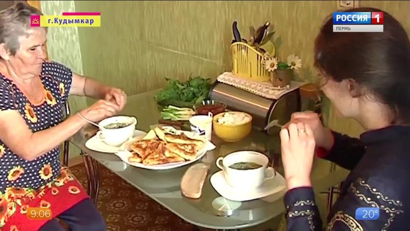 Жительница Кудымкара делится рецептами из крапивы