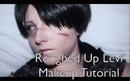 'Roughed Up Levi' Makeup Tutorial