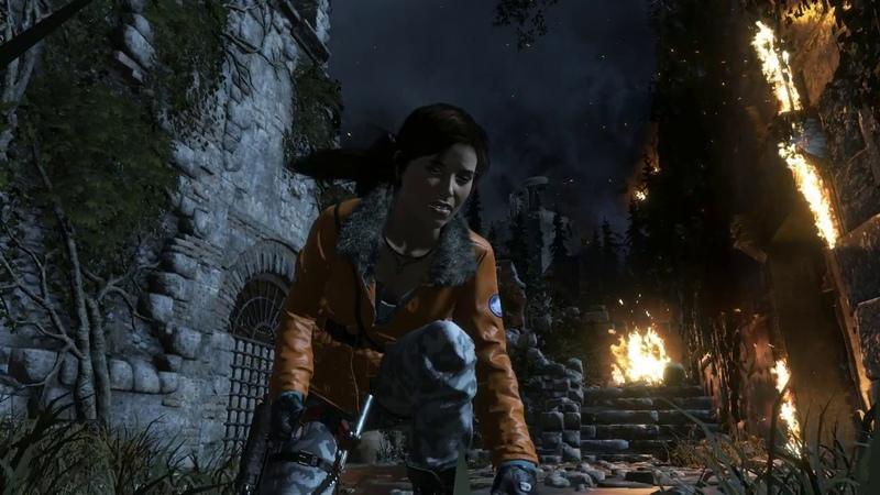 Rise of the Tomb Raider - берем штурмом 20