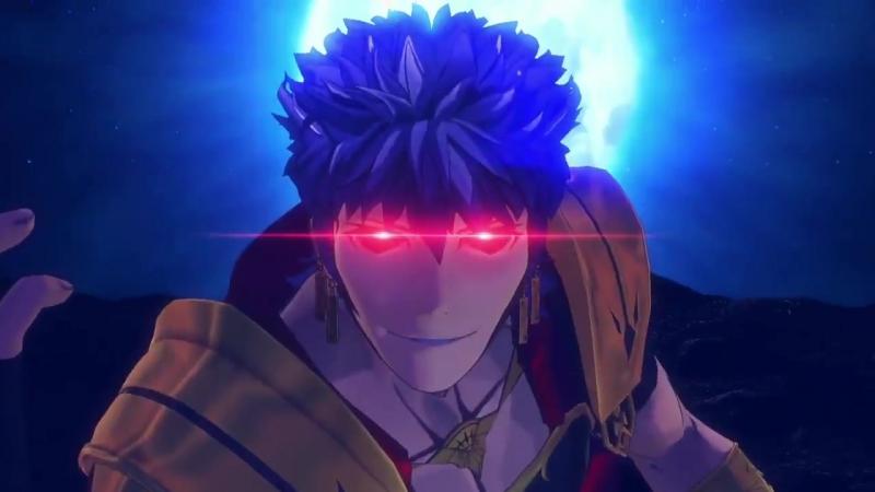Caligula Berserker 2★ - Fate/Grand Order Arcade