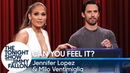 Can You Feel It with Jennifer Lopez and Milo Ventimiglia