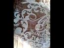 ВИДЕО ОТЗЫВ Свадебный герб Вывеска Салфетница