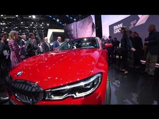 Новая BMW 3-Series (G20) 2019 модельного года