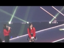 180421 Best of Best Concert Red Velvet Would U Yeri fancam