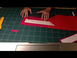 Лоскутный эфир 86.  Как сшить роскошное одеяло  в технике «Акварель». Часть 3.