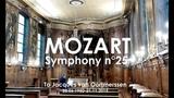 W.A.Mozart Symphony n25, KV 183 ded. to J.v.Oortmerssen (1950-2015)