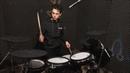 6IX9INE - GUMMO (Drum Cover) - Claudio Martino