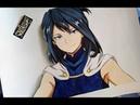 Drawing Nana Shimura -The 7th User Of One For All ( Boku No Hero Academia )